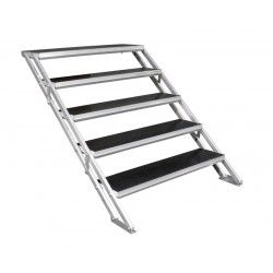 """Stage steps For All-Terrain Height Adjustable Stage (Works When Stage Is Set-Up At 40"""" Or 48"""" Heights)"""