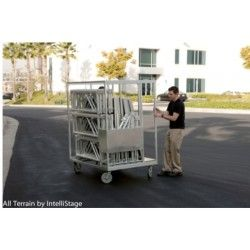 All Terrain Staging Transportation / Storage Systems