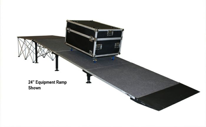 Intellistage Equipment Ramp